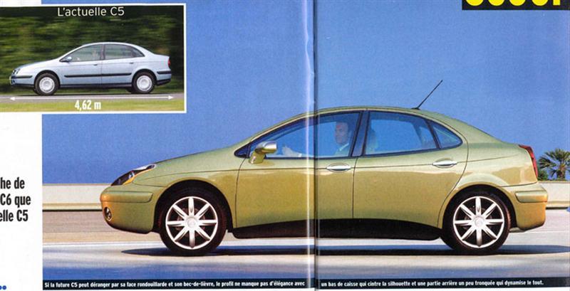 2014/5 - [FUTUR MODÈLE] Citroën C5 MK3 [X8/X9] - Page 38 C521_m10
