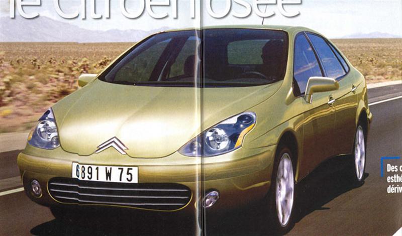 2014/5 - [FUTUR MODÈLE] Citroën C5 MK3 [X8/X9] - Page 38 C52_me10
