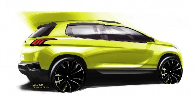 2014 - [Citroën] C3-XR (Chine) - Page 3 Peugeo11