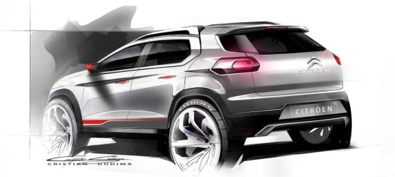 2014 - [Citroën] C3-XR (Chine) - Page 3 U5795_11
