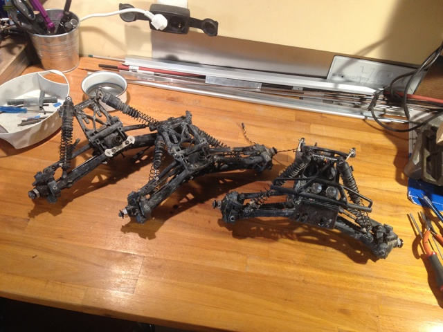 """HPI Savage 6 roues chassis """"Patoch Racing"""" - Page 2 Img_1110"""
