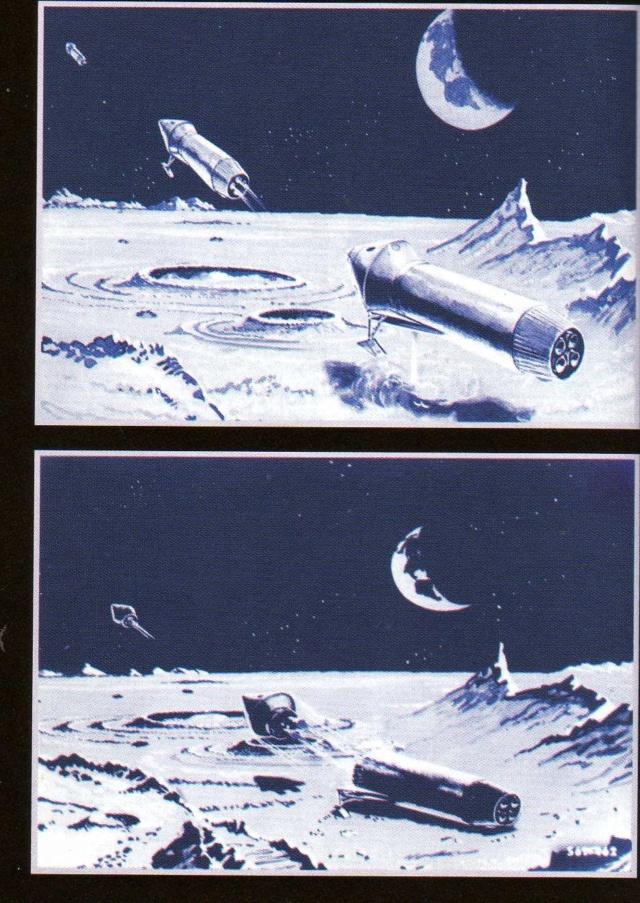 Comment faire pour se préparer à atterrir sur la Lune (ou alunir)? 1961_l11