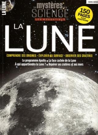 Revue les mystères de la science: la Lune 2020_l11