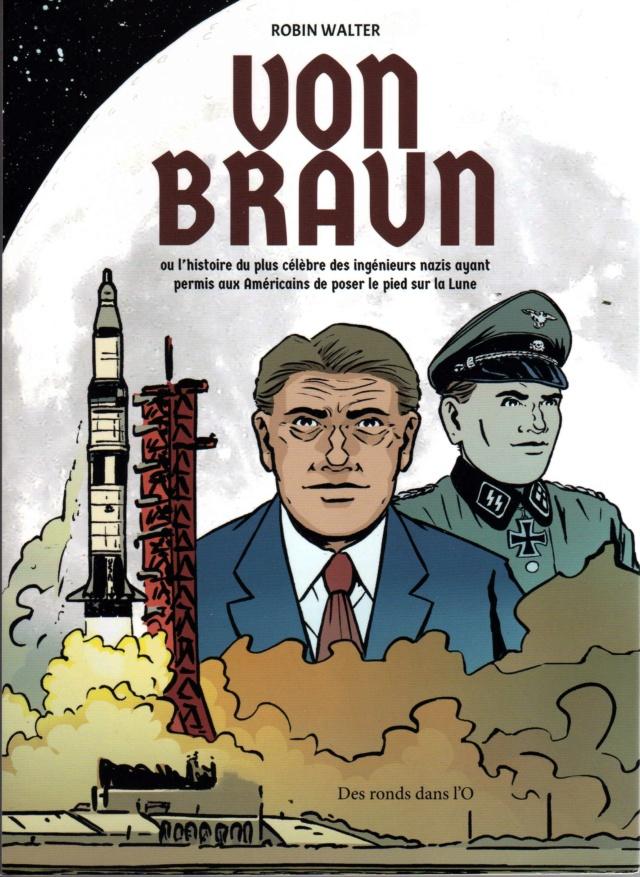 von Braun : une BD de Robin Walter - 2021 2021_v10