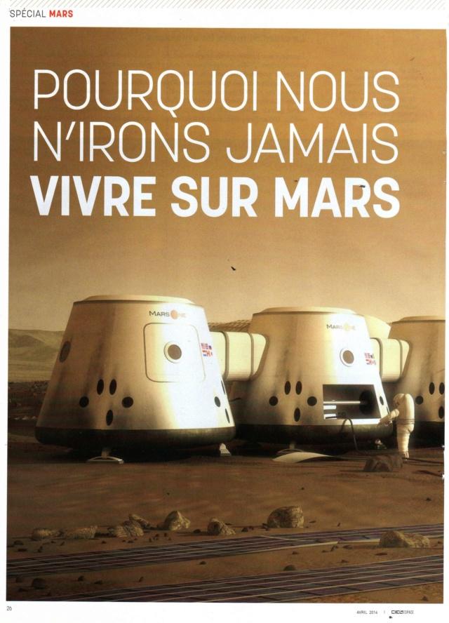 Voyage vers Mars Mars0410
