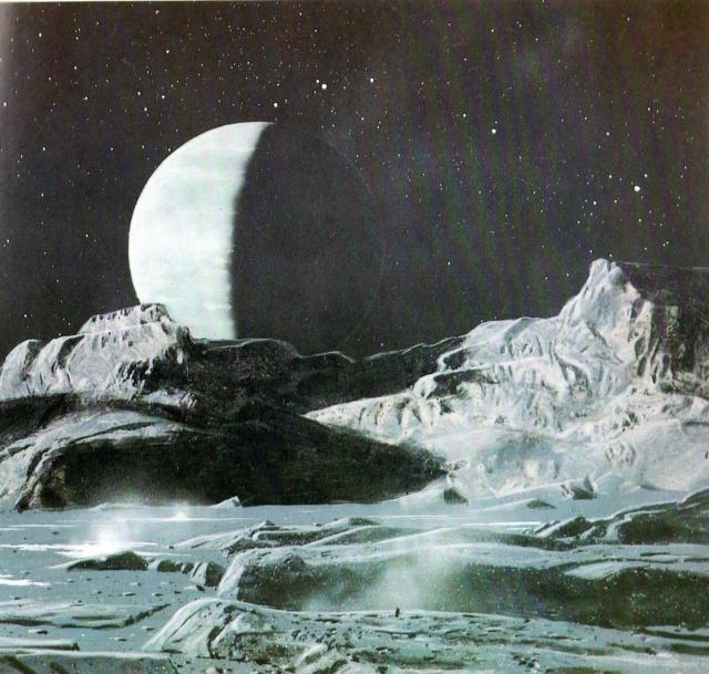 Space art  Triton10