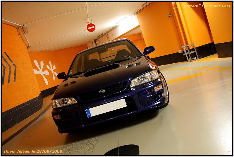 [PRE-VDS] impreza GT2000 - 167 000Kms - 9000€ Thiais10
