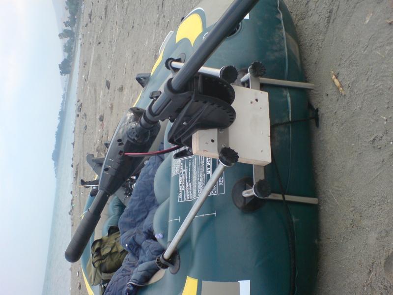 Стойка под мотор Dsc09313