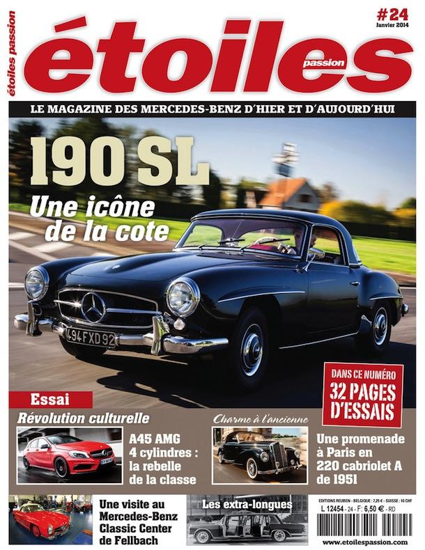 Le magazine Etoile passion - Page 3 Couver11