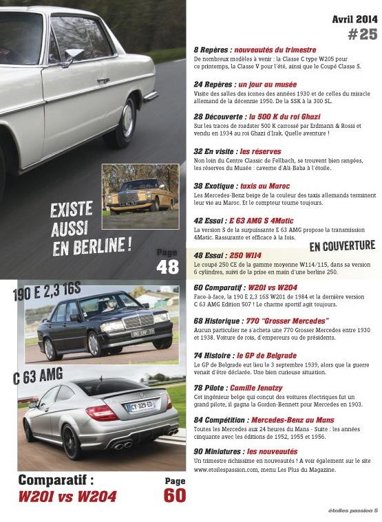 Le magazine Etoile passion - Page 3 Sommai14