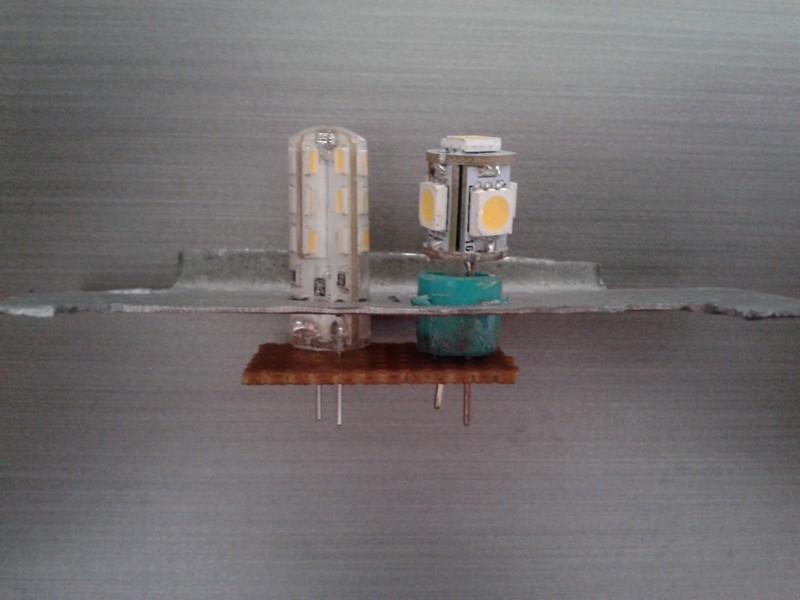 Utilisation d'ampoules à LED - Page 3 612