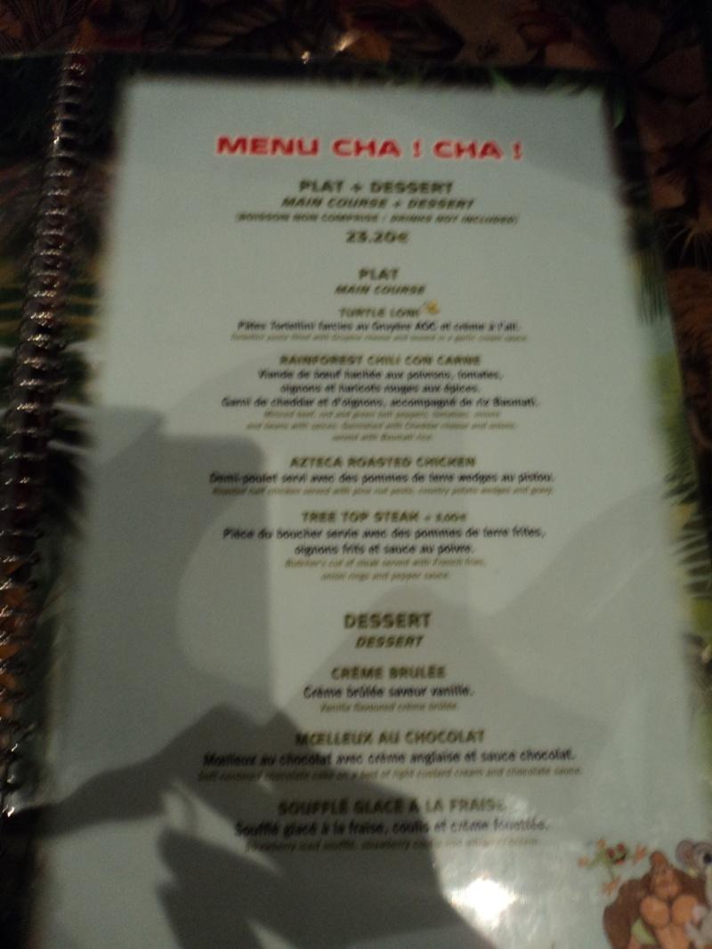 [Service à table] Rainforest Cafe - Page 15 Dsc04114