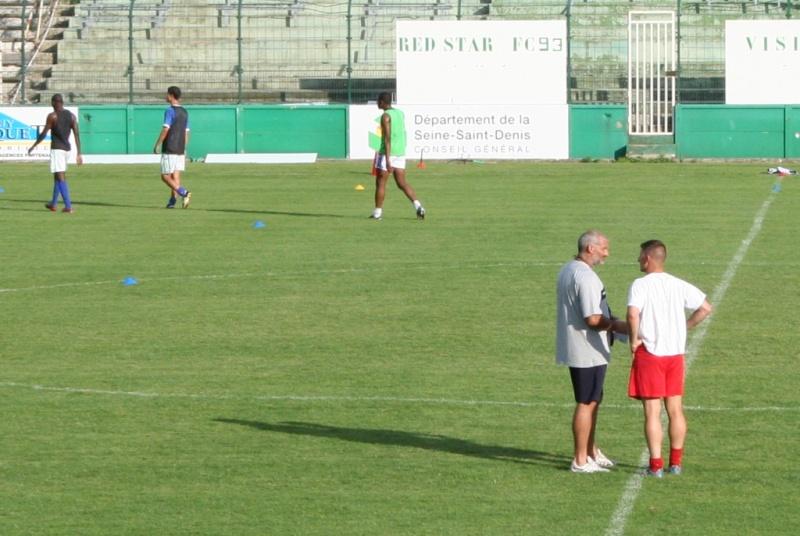 [Coachs] D.Giguet secondé par S.Robert Entr_010