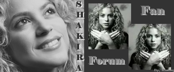 Shakira and Luis Fernando Ochoa at a recording studio Shakir13