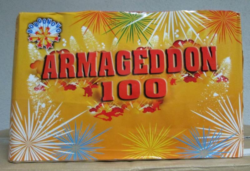 ARMAGEDDON 100 00715