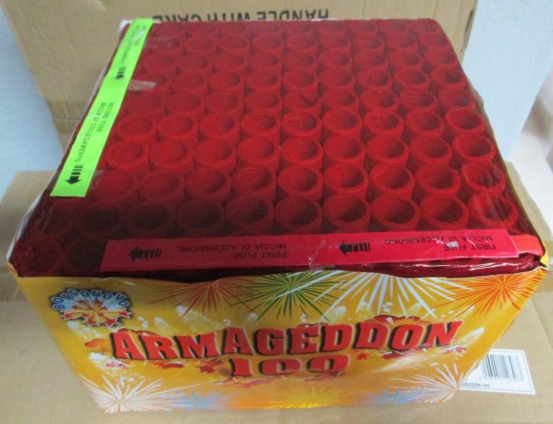 ARMAGEDDON 100 00813