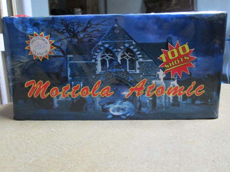Mottola Atomic 01910