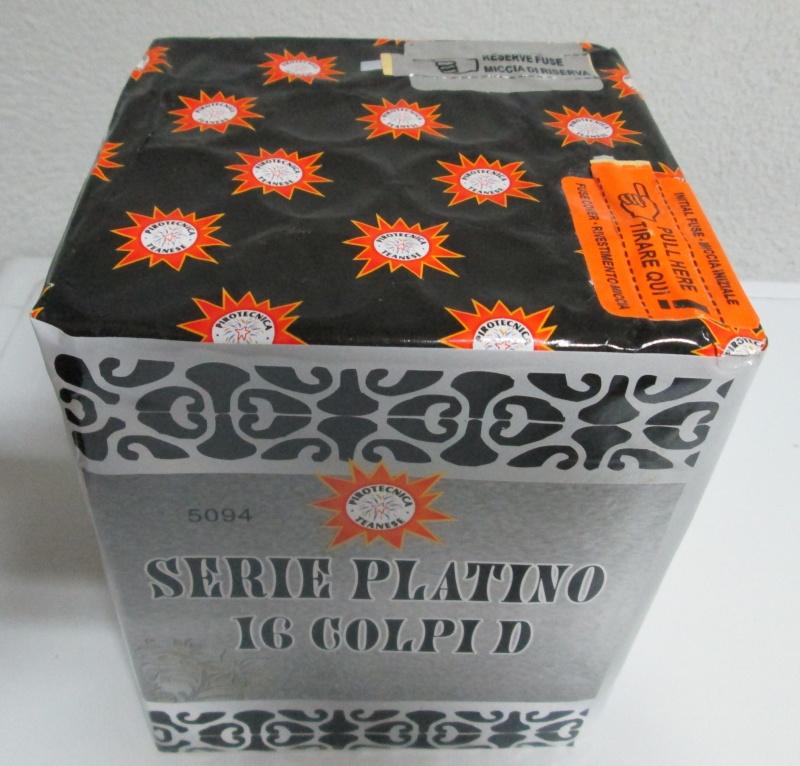 5094 Serie Platino 16 Colpi D 01911