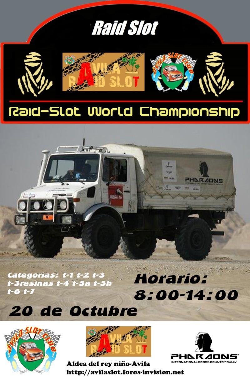 Rally Faraones Pharao10