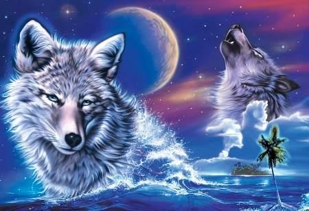 Créatures fantastiques au grès de la toile 2013-2014 Loup_012