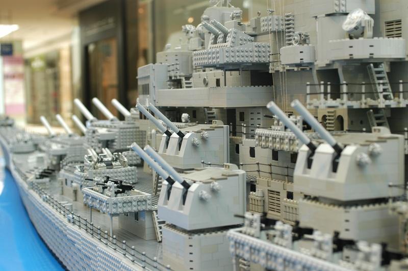 navires reproduits en lego - Page 2 13903220