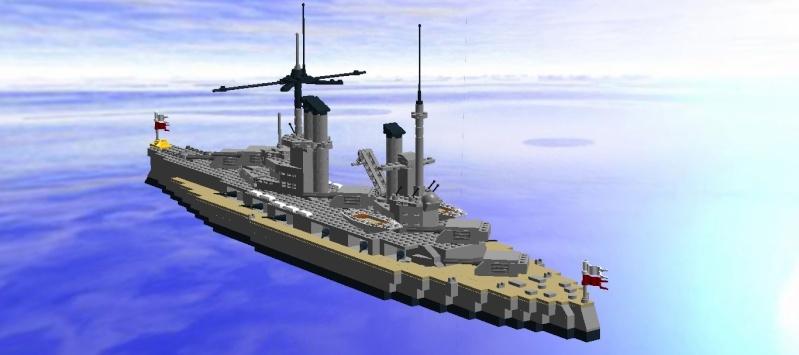 navires reproduits en lego - Page 2 Sms_ko10