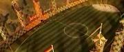Le stade de Quidditch