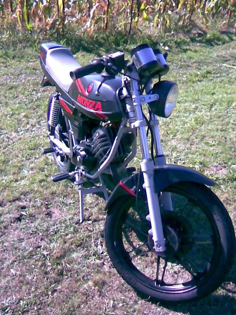 Puch Monza 88 - Investigación Suzuki10