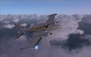Freeware - Cessna 310 para FSX Screen11