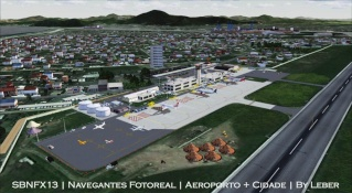 aeroporto - Aeroporto Internacional Ministro Victor Konder (By Leber) - Freeware para FSX X2013-10