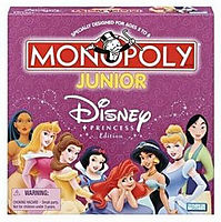 Princesses Disney iel Monopo10