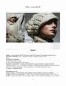Вязанные шапки, шарфы и варежки  X_7f0310