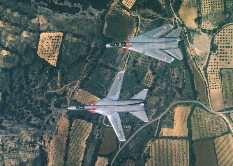 La Famille Mirage III Dassau10