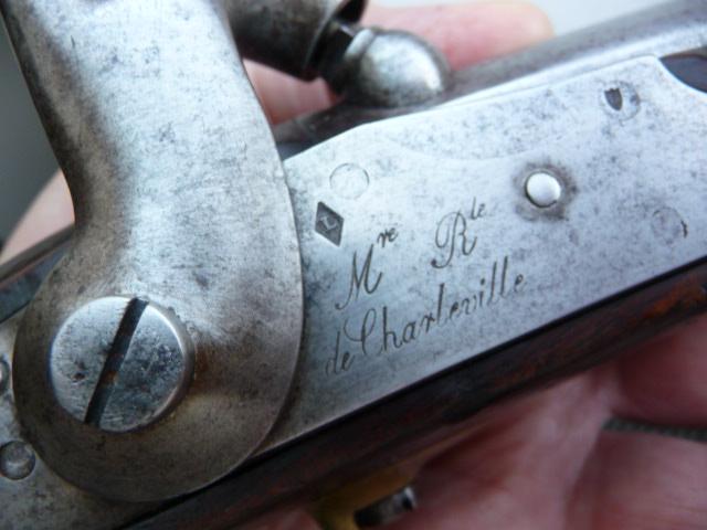Pistolet de cavalerie Mle 1822 Tbis! P1060351