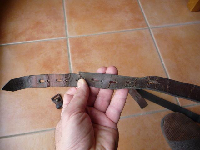 """Estimation de ma bretelle de Kar 98 az """"troupes montées"""" ?? P1060543"""