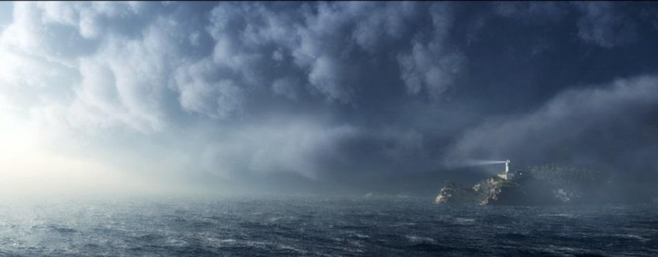 El gran mar de los susurros