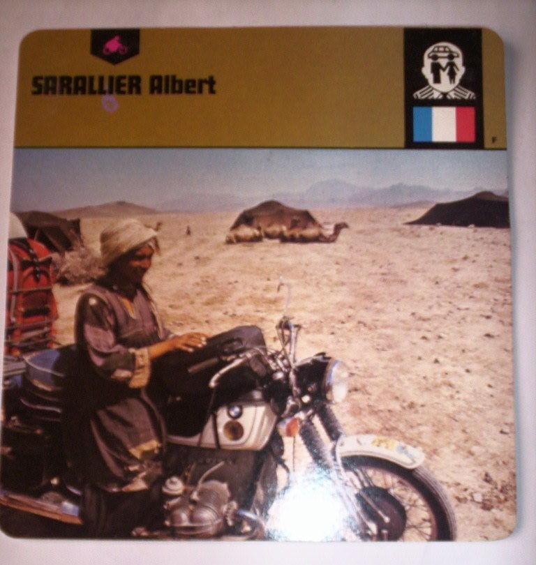 reportage Moto-Revue 1970 : PARIS-BOMBAY, 27000 km en R75/5. Fiche_10