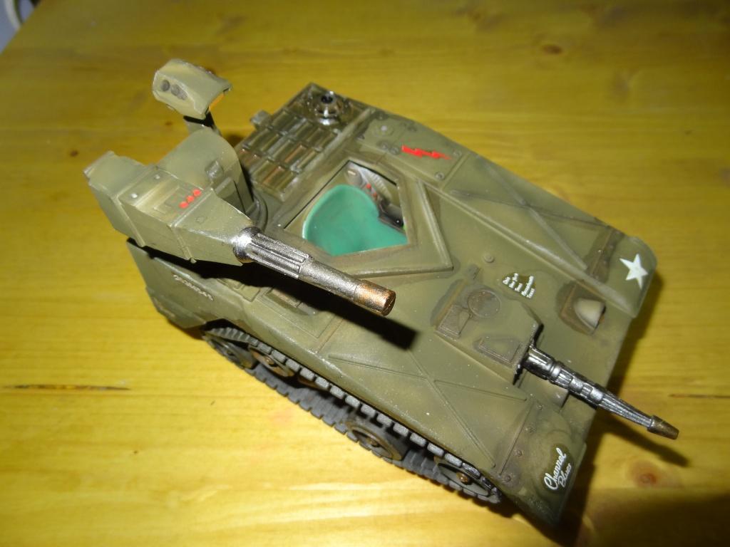 Yoann71 - Mon premier Custom - MAggot WWII Style -  Dsc02111