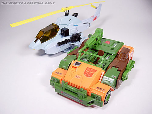 L'alliance Gobots/Transformers débarquent dans le 71 ! - Page 6 Roadbu10