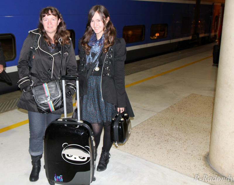 Merida et Elinor pour une soirée magique à DLP ! [Soirée Halloween 2013] Allowe13