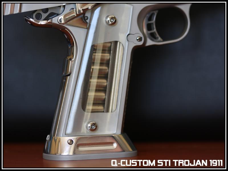 Plaquettes pour Colt 1911 Sti210