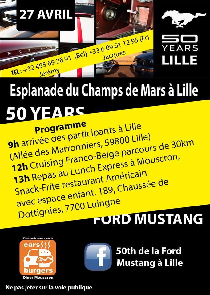 50Th Esplanade de Lille le 27 avril 2014 50_ans11