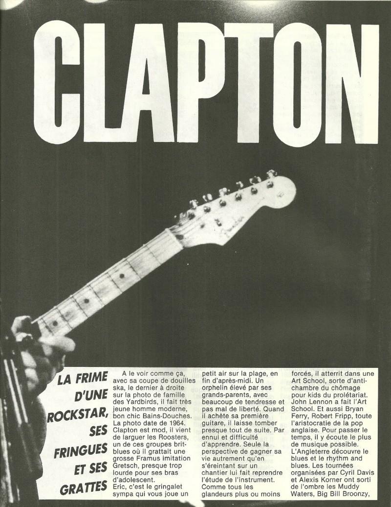 La presse musicale française des années 60-70-80 Num25c18