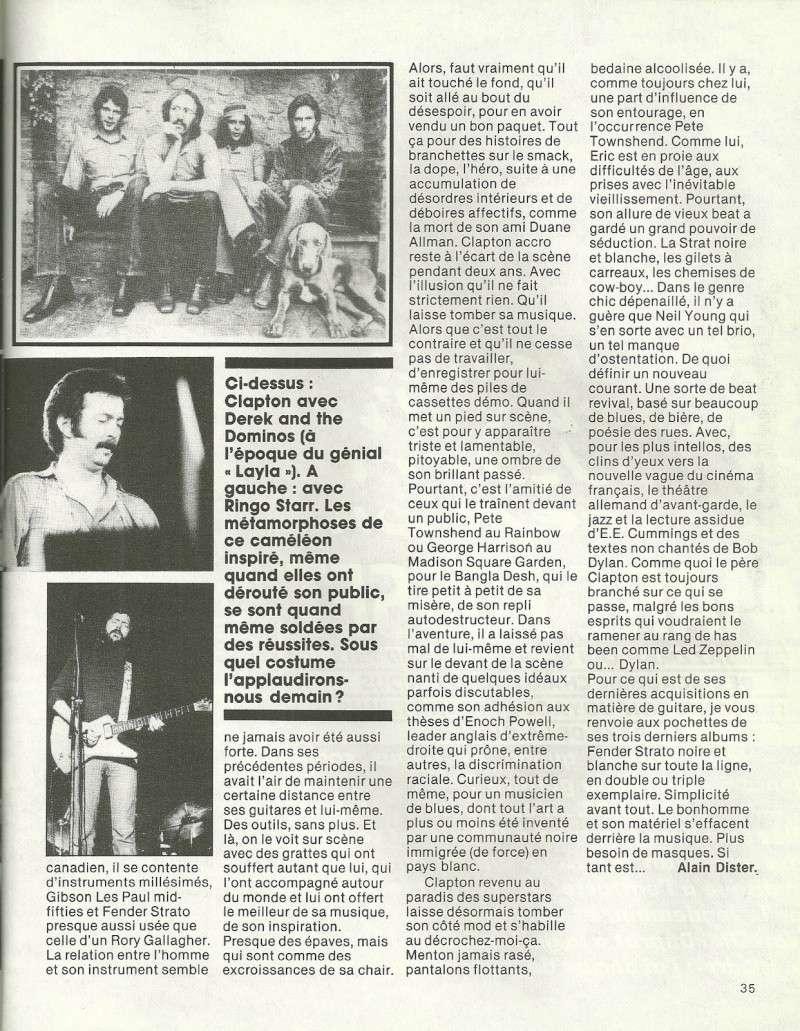 La presse musicale française des années 60-70-80 Num25c22