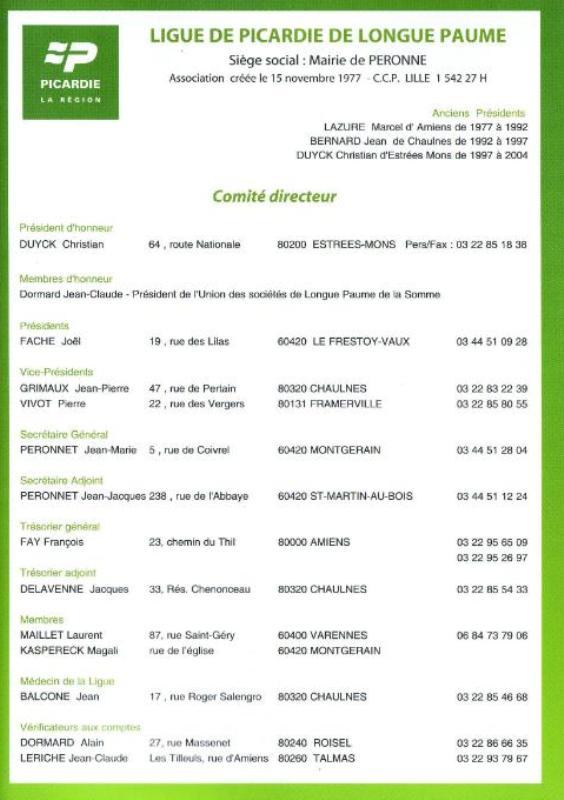 Opuscule 2008 Ligue_11