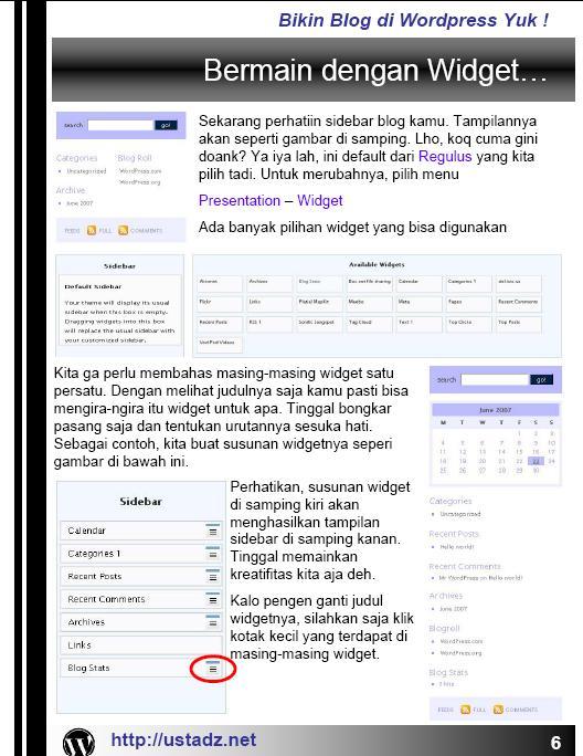 Training Blog dan Forum dan internet Bikin_14