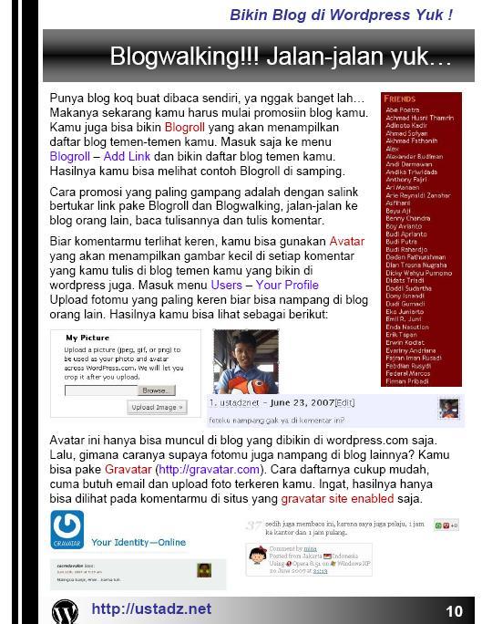Training Blog dan Forum dan internet Bikin_17