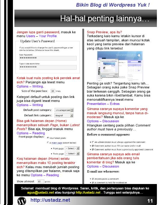 Training Blog dan Forum dan internet Bikin_18