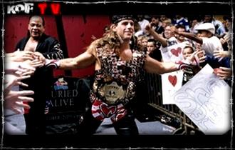 KOF History Moment # 18 : WNR # 25 Shawn_10