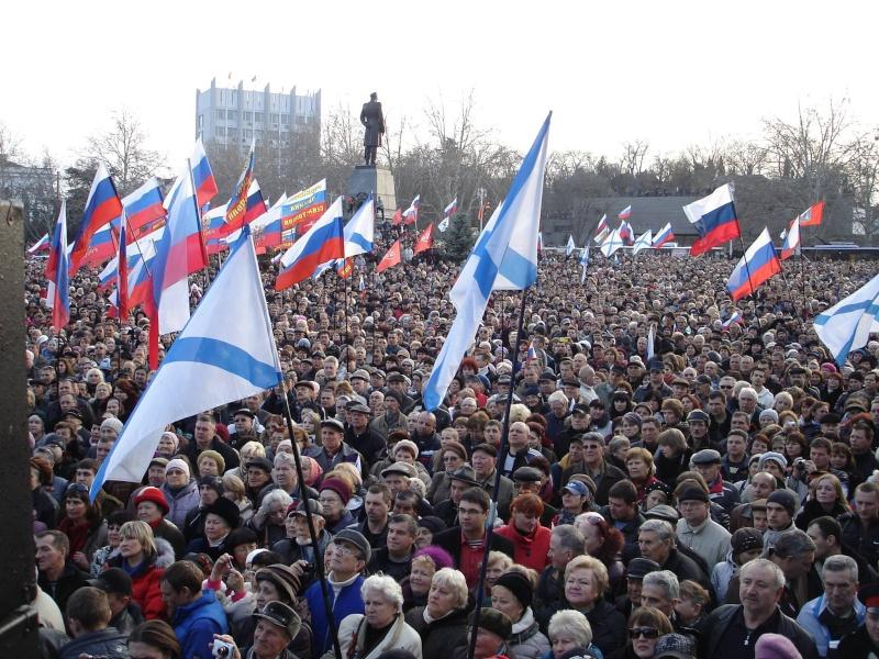 La révolution du Maïdan cherche à s'imposer dans toute l'Ukraine - Par Pierre Avril 19133910